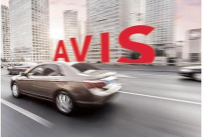 AVIS安飞士租车官网升级大革新